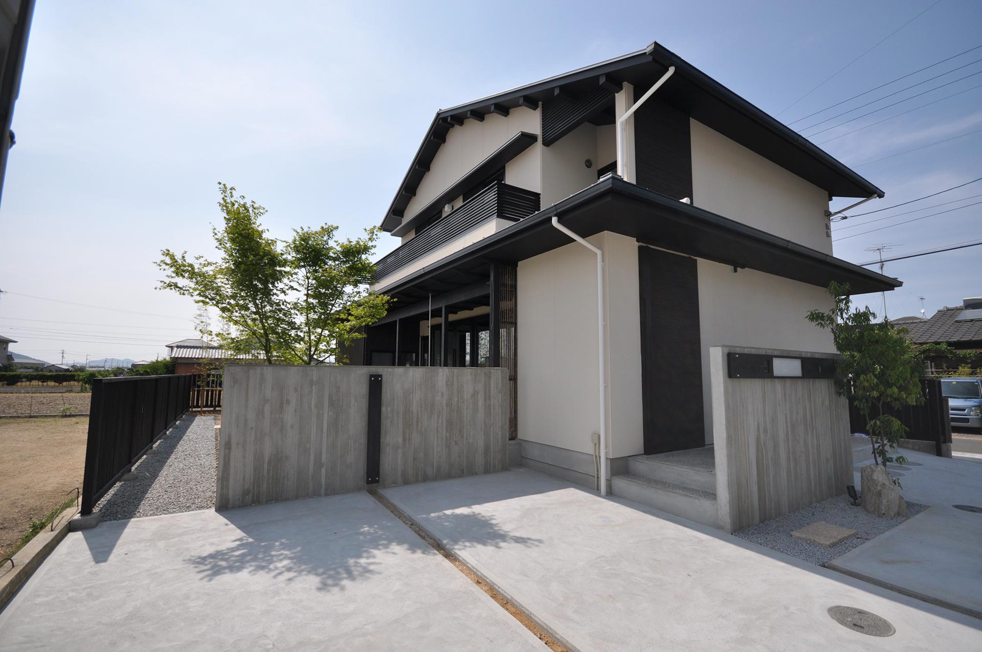 亀田南町の家1